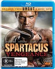 Spartacus - Vengeance - Season 2 - Uncut