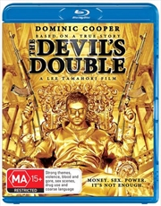 Devil's Double, The | Blu-ray