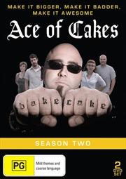 Ace Of Cakes: Season 2 | DVD