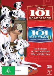 101 Dalmatians / 101 Dalmatians 2 - Patch's London Adventure | DVD