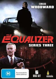 Equalizer - Series 3, The