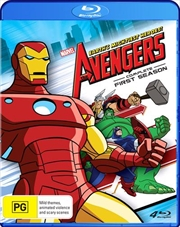 Avengers - Complete Collection | Blu-ray