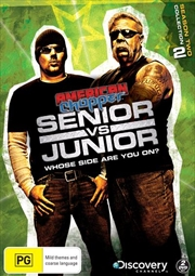 American Chopper - Senior Vs Junior - Season 2 - Collection 2