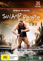 Swamp People - Season 2 | DVD
