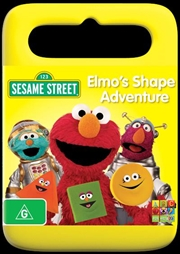 Sesame Street - Elmo's Shape Adventure | DVD