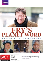 Fry's Planet Word | DVD