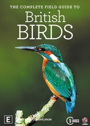 Complete Field Guide To British Birds   DVD
