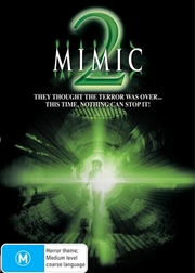 Mimic 2 | DVD
