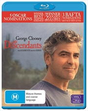 Descendants, The | Blu-ray