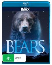 Imax: Bears   Blu-ray