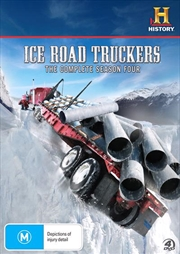 Ice Road Truckers - Season 4 | DVD