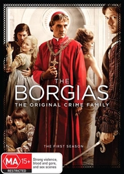 Borgias - Season 1, The | DVD