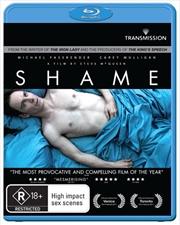 Shame | Blu-ray