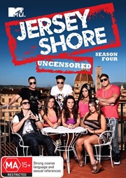 Jersey Shore - Season 4 | DVD