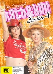 Kath and Kim - Series 4 | DVD