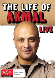 Akmal - Life Of Akmal   DVD