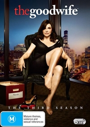 Good Wife - Season 3, The | DVD