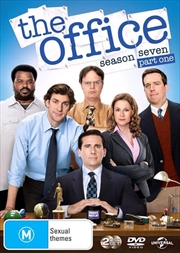 Office - Season 7 - Part 1, The | DVD