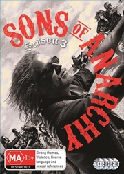 Sons Of Anarchy - Season 3 | DVD