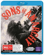 Sons Of Anarchy - Season 3 | Blu-ray