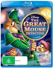 Basil - The Great Mouse Detective | Blu-ray