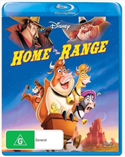Home On The Range | Blu-ray