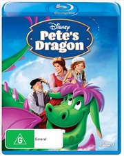 Pete's Dragon | Blu-ray
