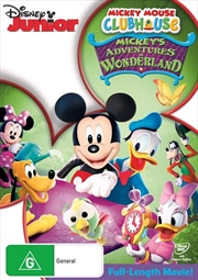 Mickey Mouse Clubhouse - Mickey's Adventures In Wonderland | DVD
