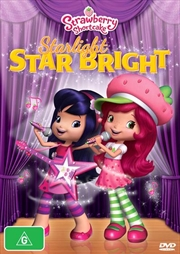 Strawberry Shortcake - Starlight Star Bright | DVD