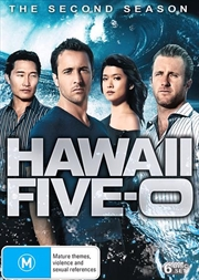 Hawaii Five-0 - Season 2 | DVD