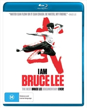 I Am Bruce Lee | Blu-ray