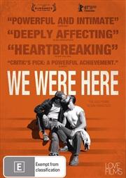 We Were Here   DVD