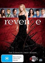 Revenge - Season 1   DVD