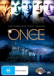 Once Upon A Time - Season 1 | DVD