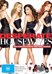 Desperate Housewives - Season 8 | DVD