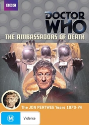 Doctor Who - The Ambassadors Of Death | DVD