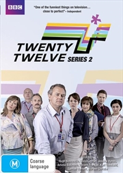 Twenty Twelve - Series 2 | DVD