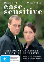 Case Sensitive - Point Of Rescue And The Other Half Lives | DVD
