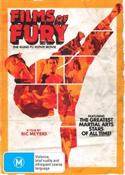 Films of Fury | DVD