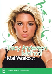 Tracy Anderson Method, Mat Workout