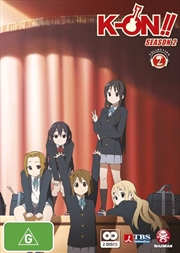 K-On!! - Season 2 - Collection 2 - Eps 14-27 | DVD