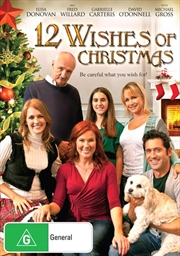 12 Wishes of Christmas | DVD