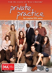 Private Practice - Season 5