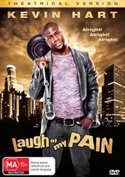Kevin Hart: Laugh At My Pain   DVD