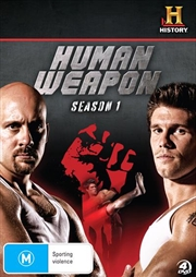 Human Weapon - Season 1