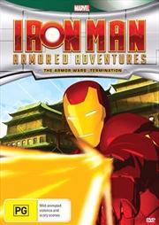 Iron Man Armored Adventures - The Armor Wars - Termination | DVD