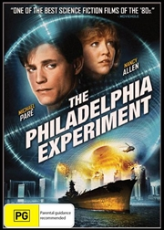 Philadelphia Experiment, The | DVD