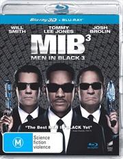 Men In Black 3 | 3D + 2D Blu-ray