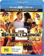 Streetdance 2 | 3D + 2D Blu-ray