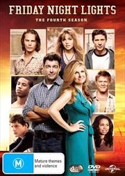 Friday Night Lights - Season 4 | DVD